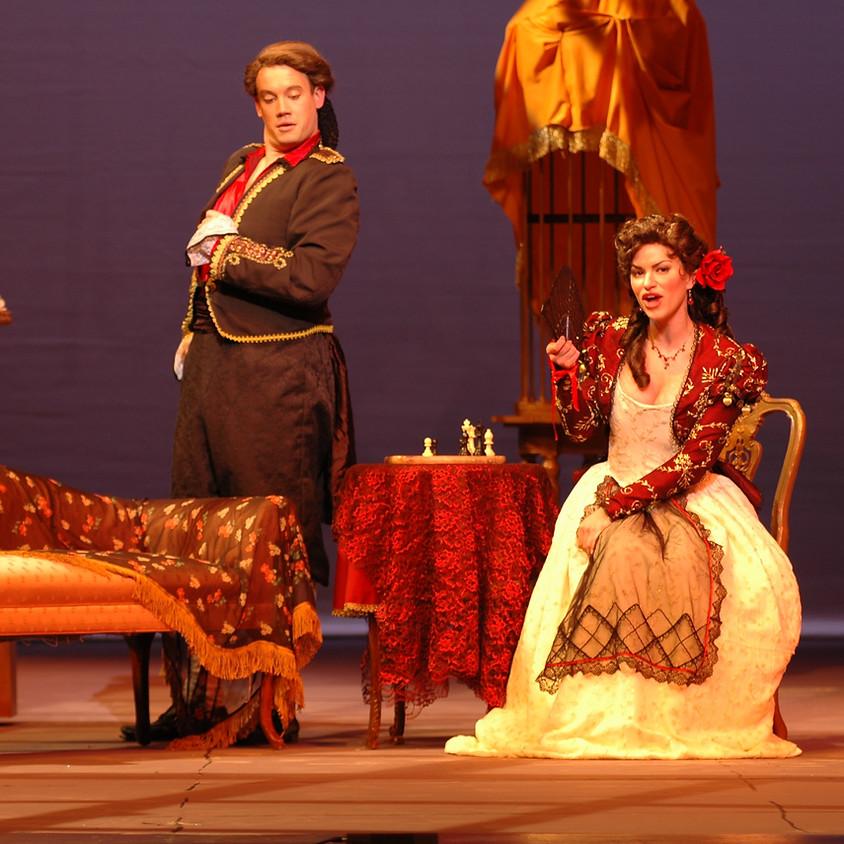 Georgiana - Opera Pasticcio
