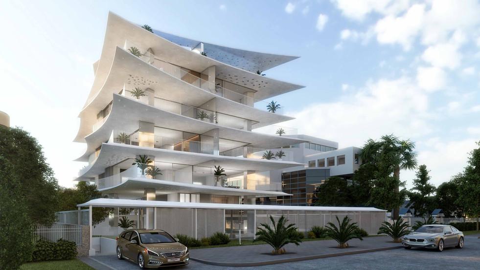 H14 Green Tech Apartments