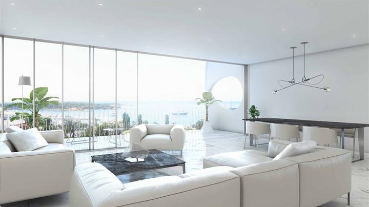H195 Penthouse Apartment