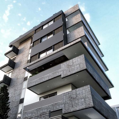 Ilioupoli Apartment Building