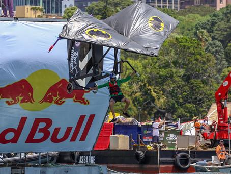 Red Bull Flugtag Australia 2018 – The Bat Wing