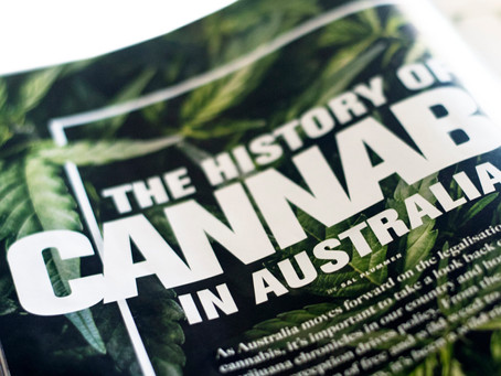 History Of Cannabis In Australia – Maxim Magazine Au