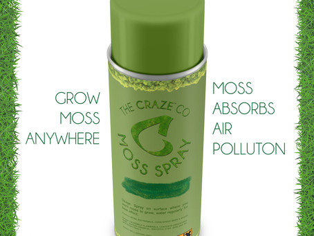 Moss Aerosol Spray