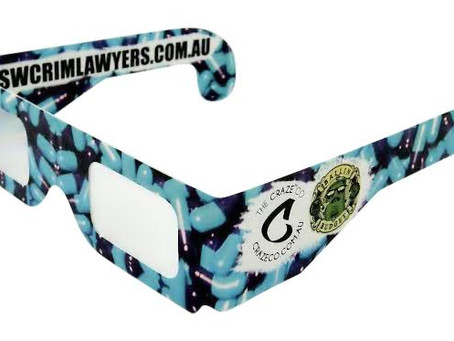NSW Criminal Lawyers – Diffraction Glasses
