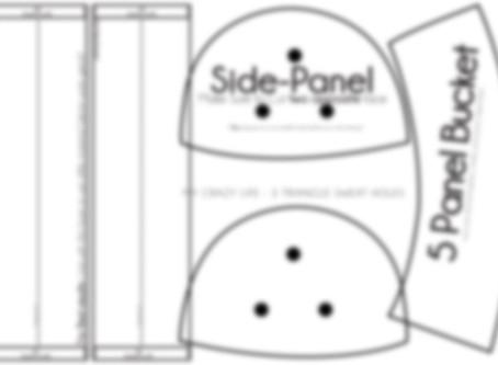 The Birth of 5 Panel Bucket Caps