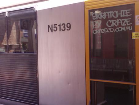 Skratchie Graffiti Typeface