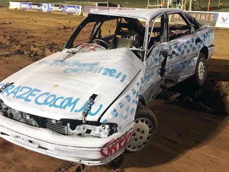 Demolition Derby – Police Car