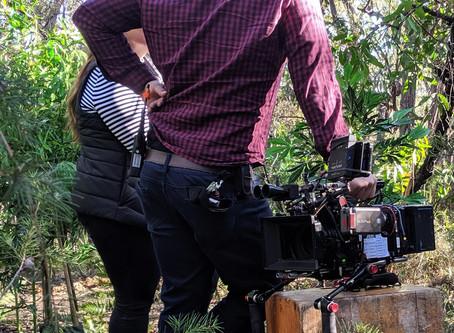 Mr Inbetween – Behind the scenes – Jack and the beanstalk trailer