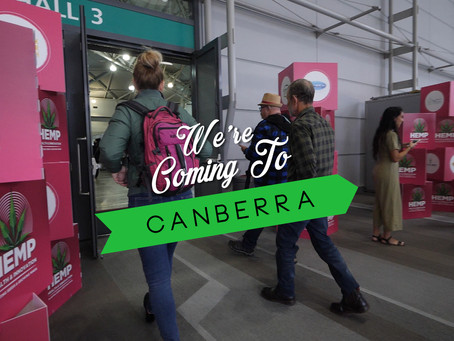 We're coming to Canberra with HHI Expo!
