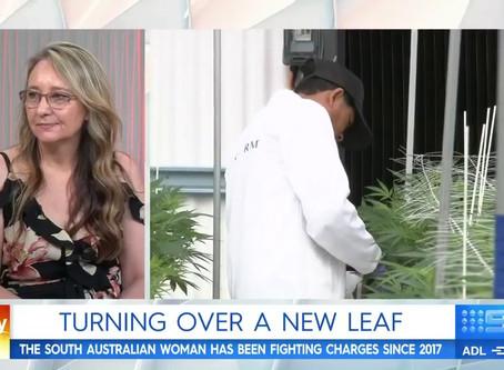 Jennifer Hallam Spared Jail for Australian Medicinal Cannabis