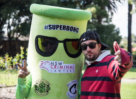 #Superbong does 420 with Hyjak