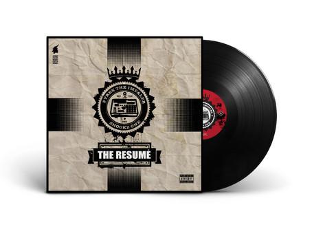 The Resume 12″ Inch Vinyl