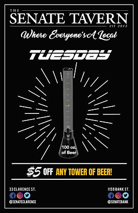 2. Tuesday-$5 off any tower.jpg