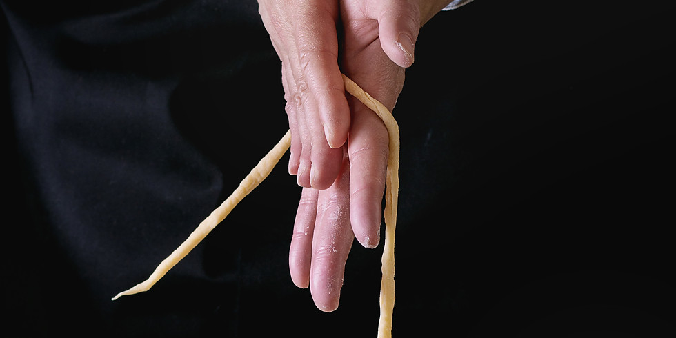 Hand-rolled Pasta