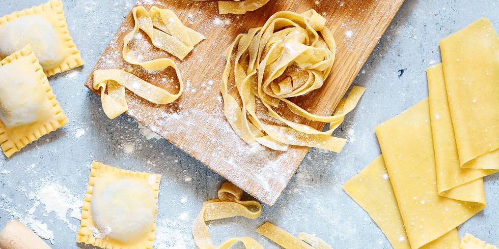 Handmade Pasta 101