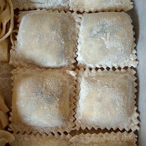 Spinach & Ricotta Ravioli, 500 gr