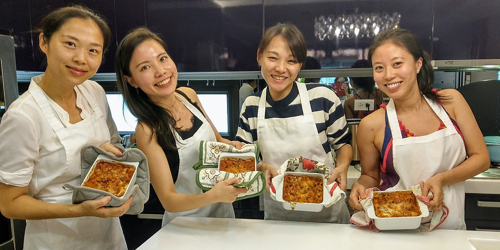 Private tailored pasta workshop