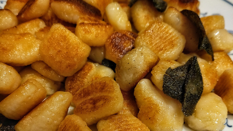 The Art of Making Gnocchi at Home