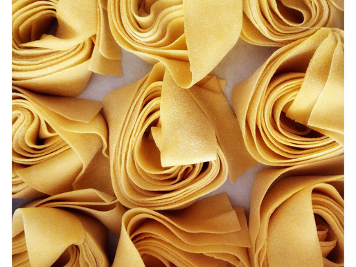 pappardelle with slow cooked lamb ragu