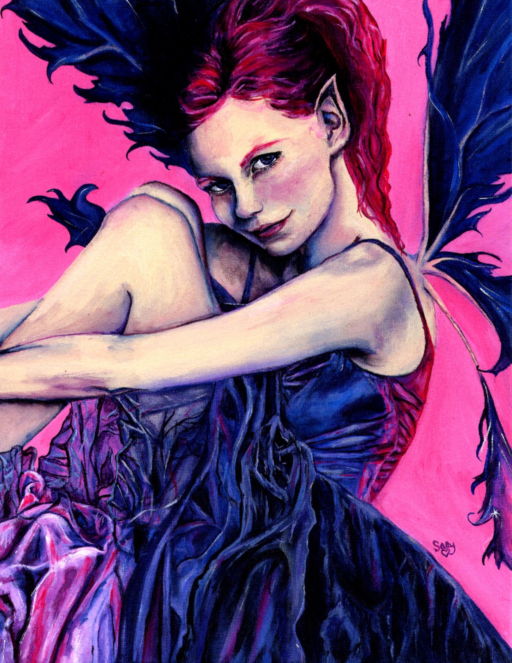 storm faery
