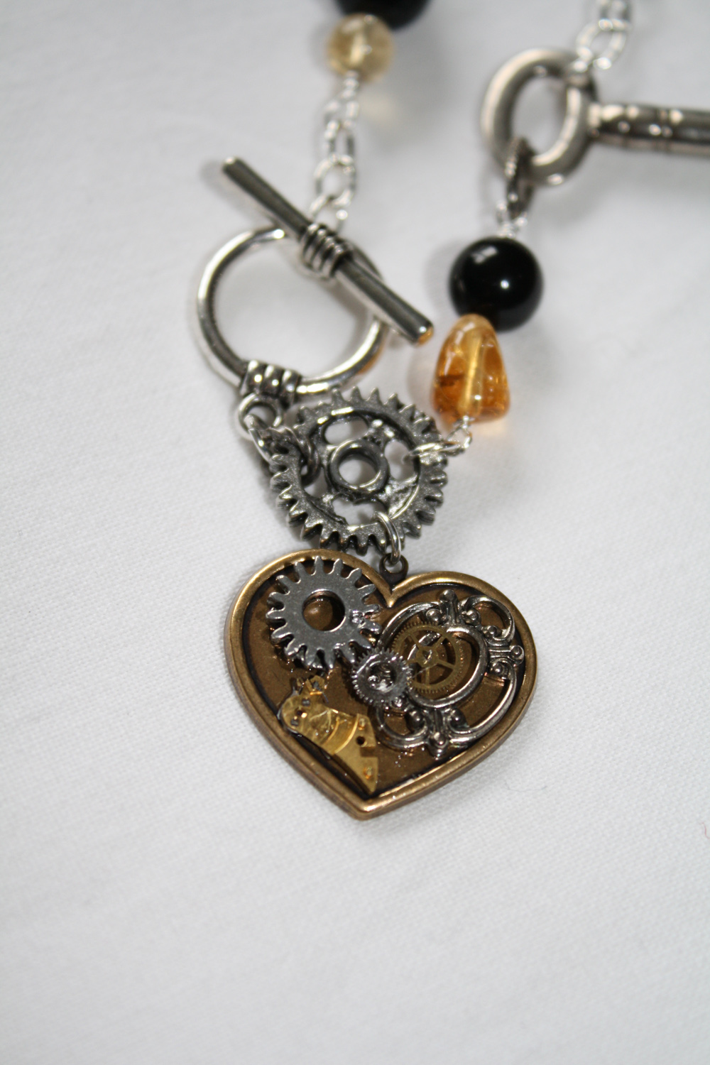 clockwork heartbeat steampunk