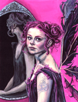 elanya the faery scryer