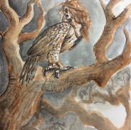 Inktober 2017 Day 9. Screech-Harpies
