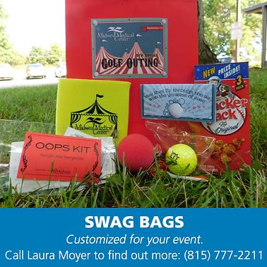 Swag Bag Sample