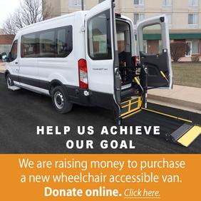 Wheelchair Accessible Van Fundraiser
