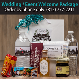 Wedding / Event Welcome Package