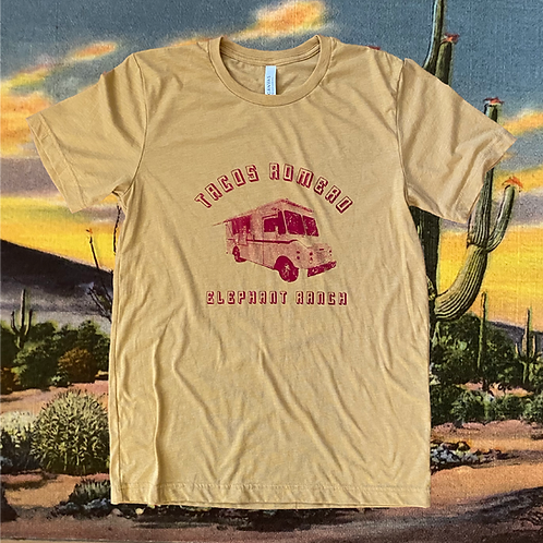 Tacos Romero tee