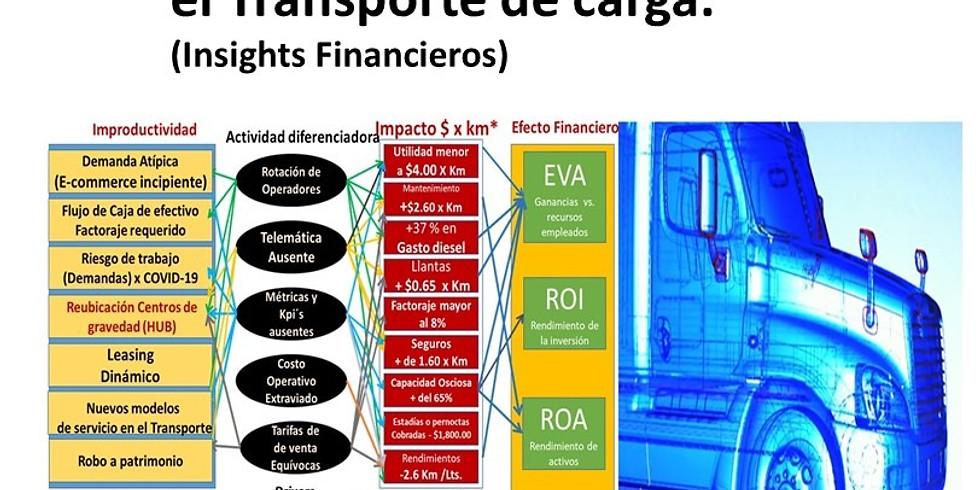 Entendimiento Financiero en el Transporte (insights de gestión)