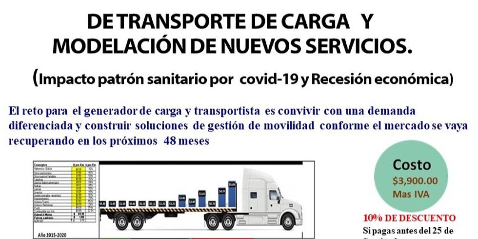 Talleres de tarifas de transporte 2020