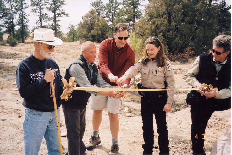 East Canyon Ribbon Cutting