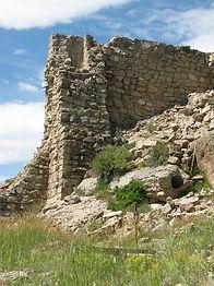 Castlewood Dam Ruins