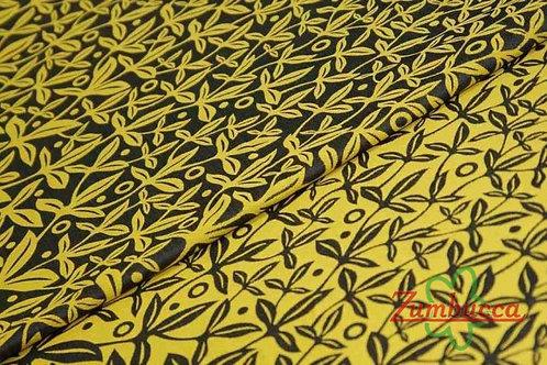 ŠaNaMi Trojlístky - žlutá-modrá