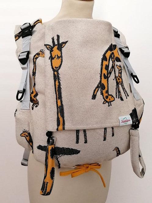 ZumbuccaOnbu ROAR Autographe de girafe