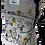 Thumbnail: Zumbucca ORIGINAL ručne maľovaná permoníci