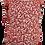 Thumbnail: Zumbucca ORIGINAL Trojlístky - karmínové
