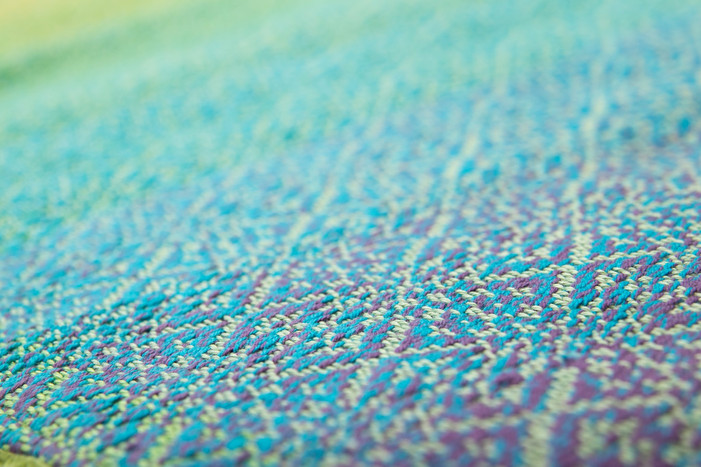 Hand woven fabrics Zumbucca