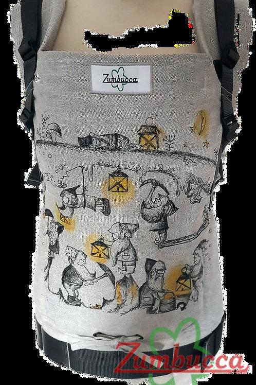 Zumbucca ORIGINAL ručne maľovaná permoníci