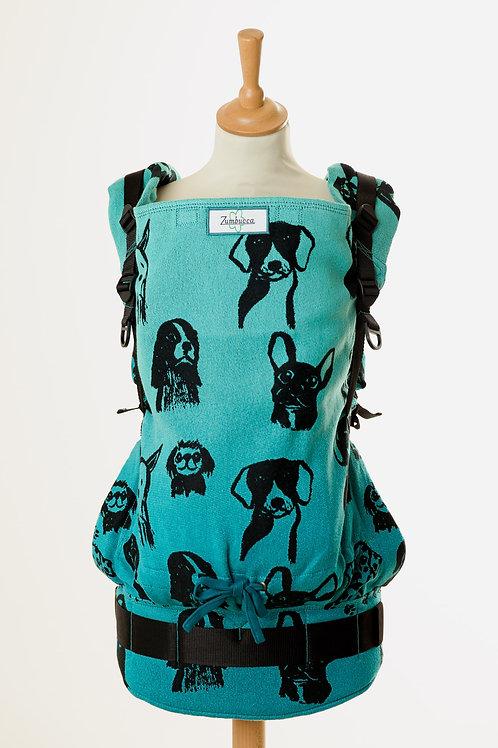 Zumbucca 3XL Blue Dog