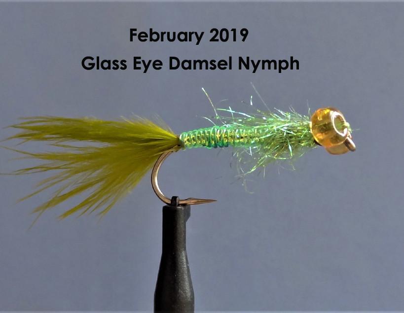Glass Eye Damsel Nymph