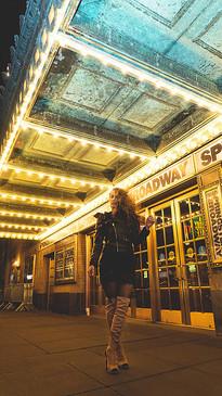 EVANGELIA / NEW YORK