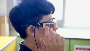 GlassPass: Tapping Gestures to Unlock Smart Glasses.
