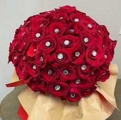 100 Rose Bouquet