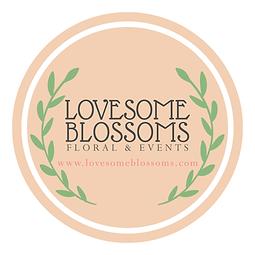 lovesome blossoms logo