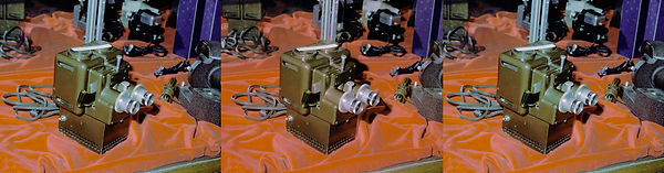 1989 John Lawler's View-Master projector