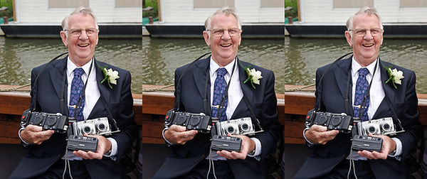 Hugo de Wijs happy with his cameras.jpg