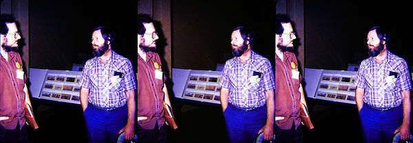 1982 John Dennis and Peter Palmquist NSA